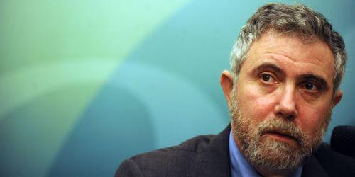 Paul Krugman, prix nobel d'économie et chroniqueur au New York Times. | AFP